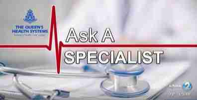 Ask A Specialist