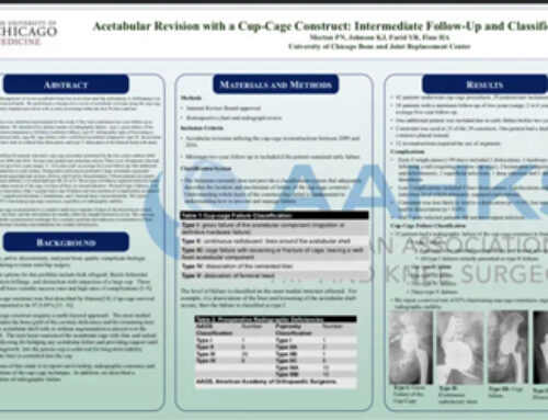 AAHKS Presentation on Cup-Cage Reconstruction