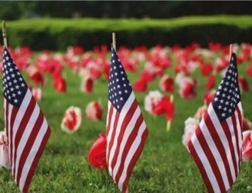 Saying thank you to those who served. Our office is closed for Memorial Day weekend.
