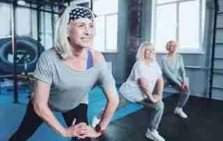 Say No To Arthritis Pain. Selective Focus On A Joyful Woman Smile