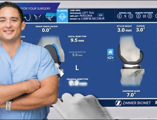 Dr. Paul Norio Morton Brings his Robotic Surgery Skills into The Operating Room on Living 808