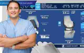Living 808 - Dr Morton Talks about robotic hip and knee replacements
