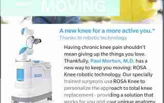 A New Knee, a More Active You