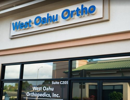 Orthopedic Surgeon Expands to serve West O'ahu and Central Oahu